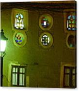 Windows Of Sanaa Canvas Print