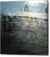 Windshield Work Canvas Print