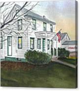 Windsor Farm Canvas Print