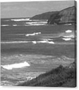 Windswept Headlands Canvas Print
