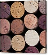 Wine Corks 1 Canvas Print