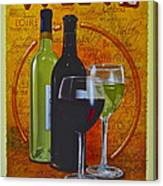 Wine Country Canvas Print