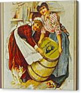 Winery Art Canvas Print