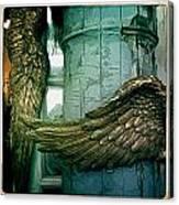 Wing It I Canvas Print