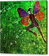Wings 10 Canvas Print