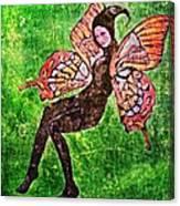Wings 17 Canvas Print