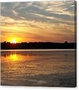 Winnecunnet Sunset Canvas Print
