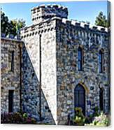 Winnekenni Castle Front View Canvas Print