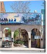 Winslow Arizona Canvas Print