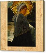 Winslow Homer 6 Canvas Print