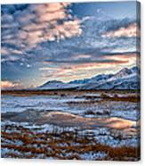 Winter Afternoon Canvas Print