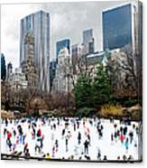 Winter Fun Canvas Print
