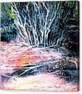 Winter Habitat No.1 Canvas Print