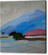 Winter Islands - Mdi Canvas Print