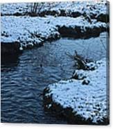 Winter Park 4 Canvas Print