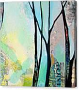 Winter Wanderings I Canvas Print