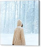 Winter's Tale Canvas Print