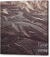 Winter's Work 4 Canvas Print