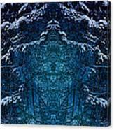Winterscape 2 Canvas Print