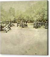 Wintertime Canvas Print