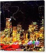 Wired Seattle Canvas Print