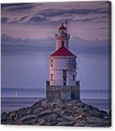 Wisconsin Point  Canvas Print