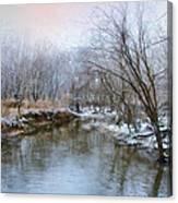 Wish I Had A River Canvas Print