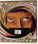 Wish List Pop Art Canvas Print