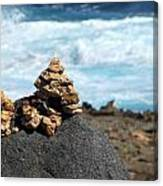 Wishing Rocks Canvas Print