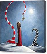 Wishing Star By Shawna Erback Canvas Print