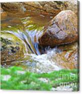 Wishing Waterfall Canvas Print