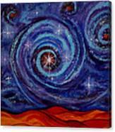 Witness Canvas Print