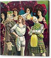 Wizard Of Oz, 1903 Canvas Print