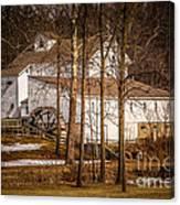 Wolcott Mill Canvas Print