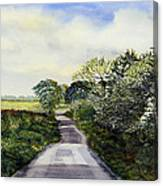 Woldgate - Late Spring Canvas Print