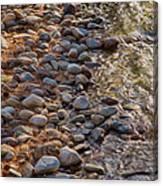 Wolf Creek Upstream Canvas Print