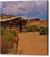 Wolfe Ranch Canvas Print