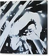 Wolverine3 Canvas Print