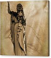Woman The Forgotten Series 08 Canvas Print
