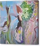 Woman The Nurturer Canvas Print