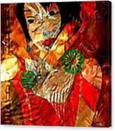 Women  0361 - Marucii Canvas Print