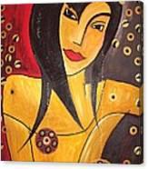 Women 0448 Marucii Canvas Print