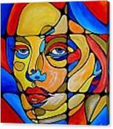 Women 450-09-13 Canvas Print