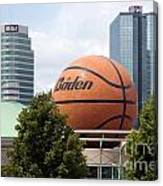 Women's Basketball Hall Of Fame Knoxville Tennessee Canvas Print