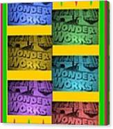 Wonderworks  Canvas Print