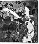 Wondrous Bw Canvas Print