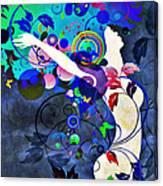 Wondrous Night Canvas Print