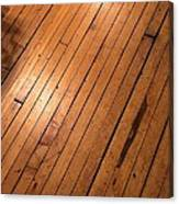 Wood Floor.jpg Canvas Print