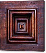 Wood Panel Canvas Print