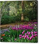 Wooded Bliss Canvas Print